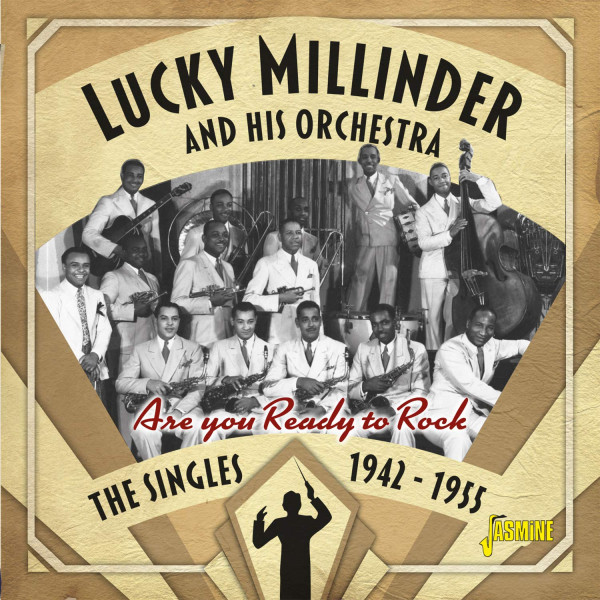 Are You Ready To Rock: Singles 1942-1955 (CD)