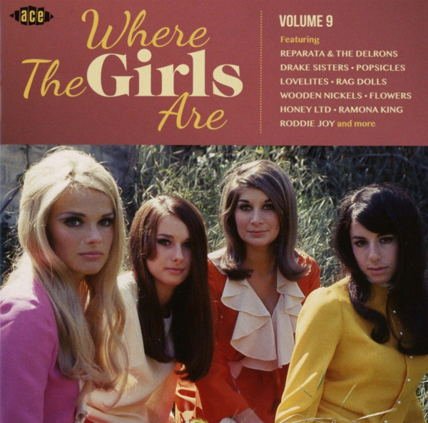 Where The Girls Are Vol.9