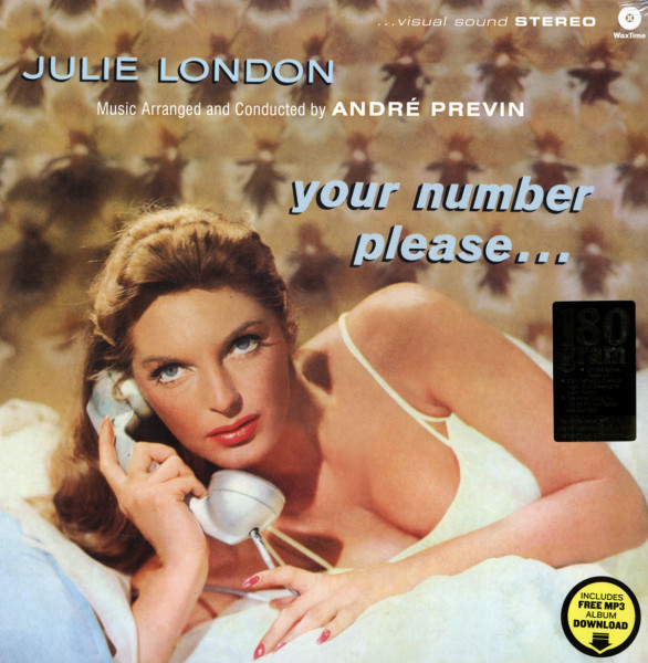 Your Number Please (LP, 180g Vinyl, Limited Edition)