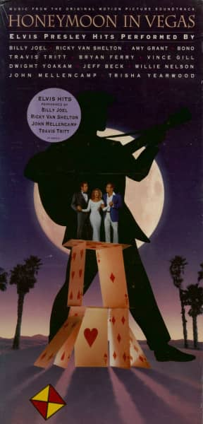 Honeymoon In Vegas - Soundtrack (CD, Longbox Packaging)