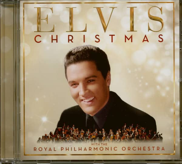 Elvis Christmas - With The Royal Philarmonic Orchestra (CD)