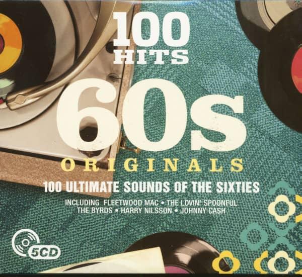 100 Hits - 60s Originals (5-CD)