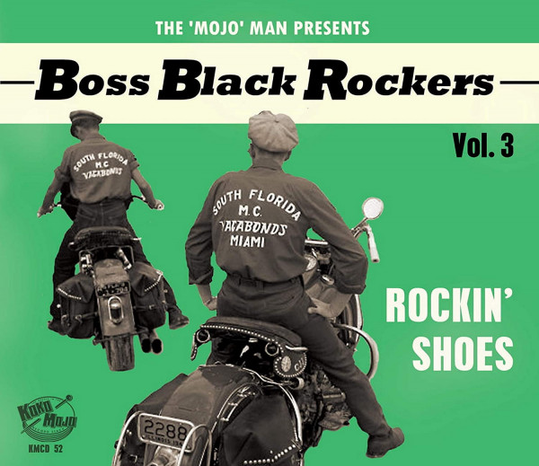 Boss Black Rockers Vol.3 - Rockin' Shoes (CD)