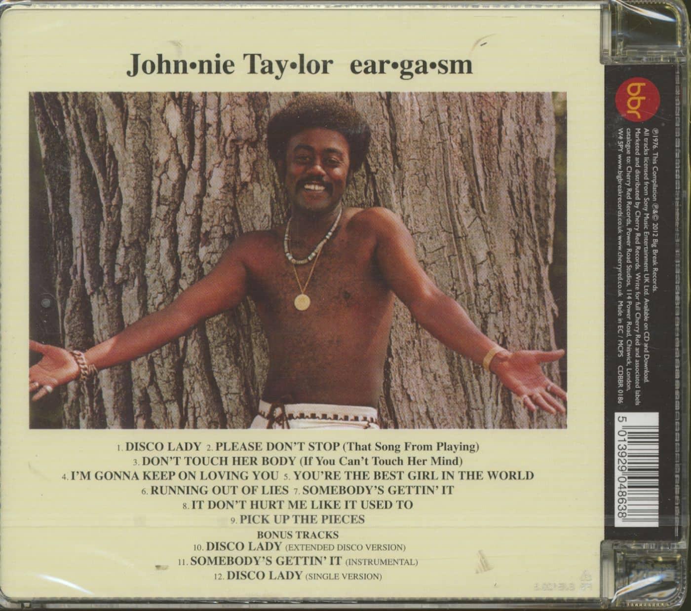 Johnnie taylor eargasm amazon. Com music.