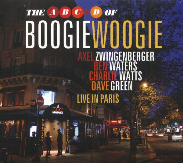 Live In Paris 2010 (CD)