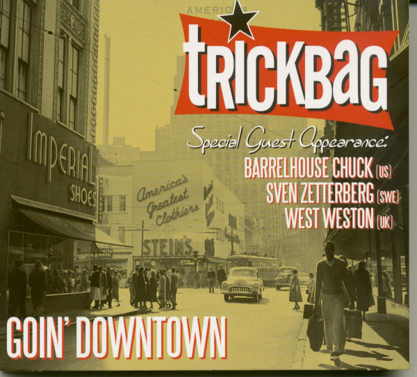 Goin' Downtown (CD)