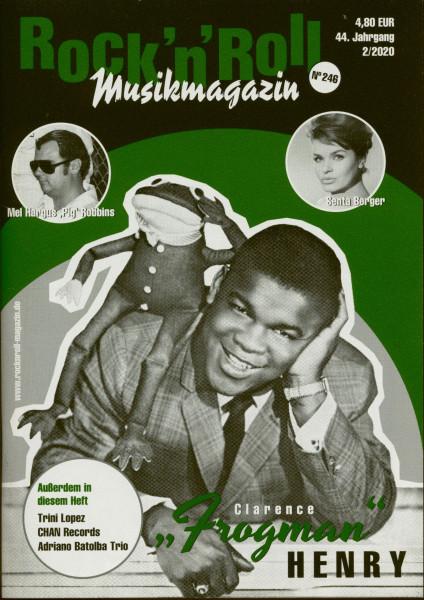 Musikmagazin #246