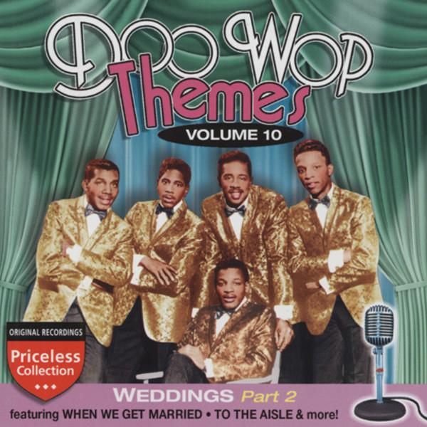 Vol.10, Doo Wop Themes - Weddings Part 2