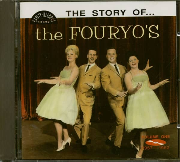 The Story Of The Fouryo's Vol.1 (CD)