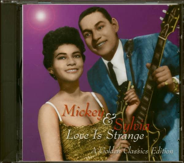 Love Is Strange (CD)
