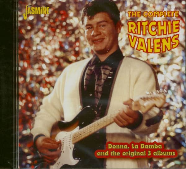 The Complete Ritchie Valens (CD)