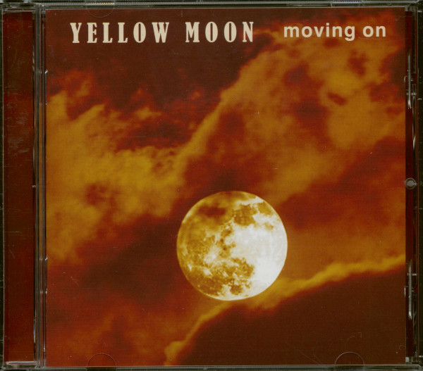 Moving On - Live (CD)