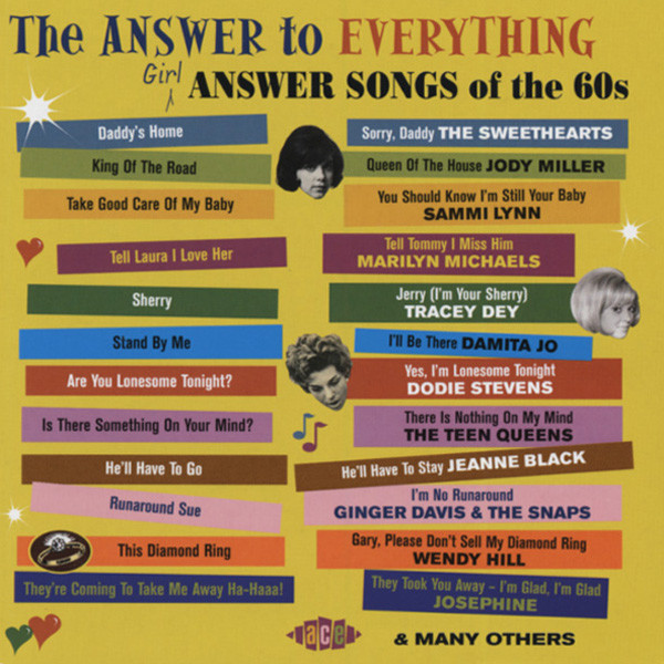 The Answer To Everything - Girls Answer Songs