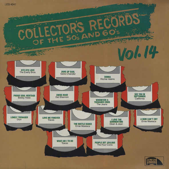 Collector's Records Of The 50s & 60s Vol.14