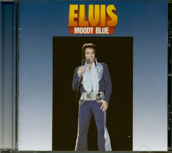 Moody Blue (CD, Expanded Version)