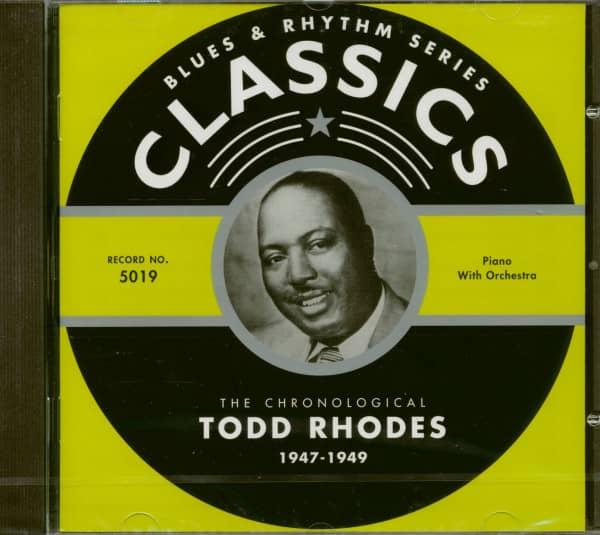 The Chronological 1947-1949 (CD)