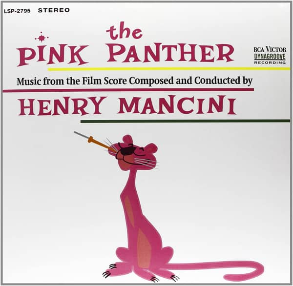 The Pink Panther - Soundtrack (LP 180g Vinyl)