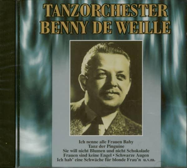 Tanzorchester Benny De Weille (CD)