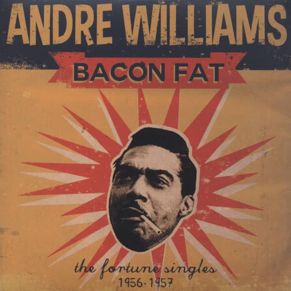 Bacon Fat - The Fortune Singles 1956-57