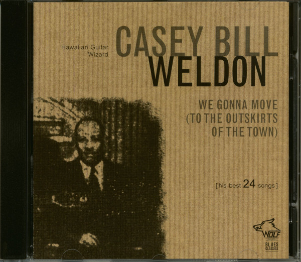 We Gonna Move (To The Outskirts Of The Town) (CD)