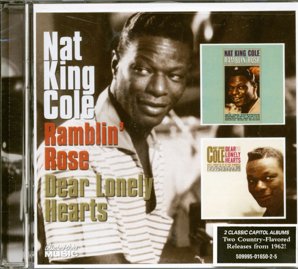 Ramblin' Rose - Dear Lonely Hearts (CD)