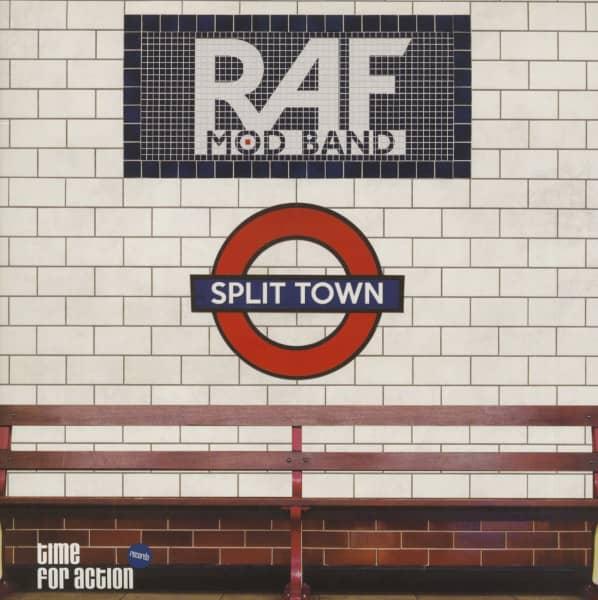 Split Town (LP & Poster)