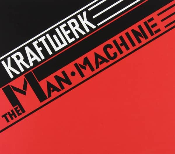 Man Machine (CD)