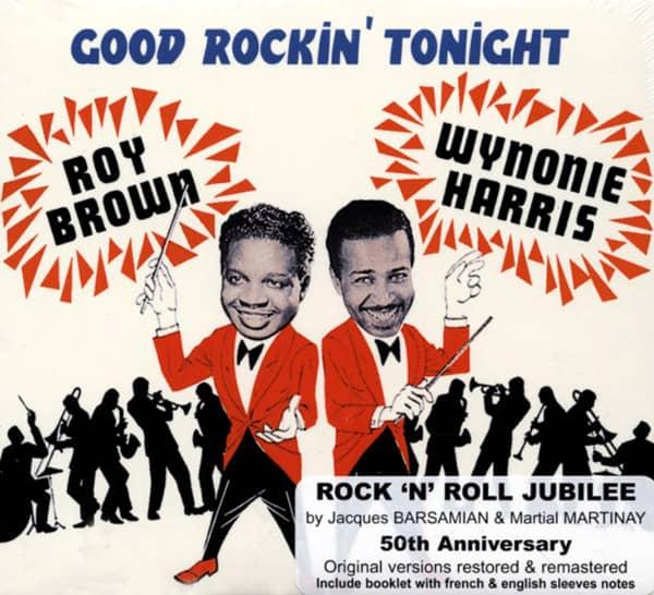 Good Rockin' Tonight - 50th Anniversary Ed.
