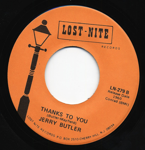 He Will Break You Heart - Thanks To You 7inch, 45rpm