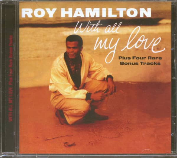 With All My Love - Plus Four Rare Bonus Tracks (CD)