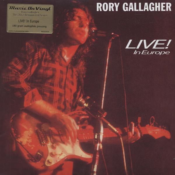 Live In Europe (1972) 180g Vinyl