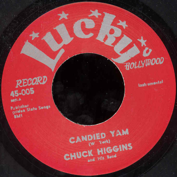 Candied Yam - Greasy Pig 7inch, 45rpm