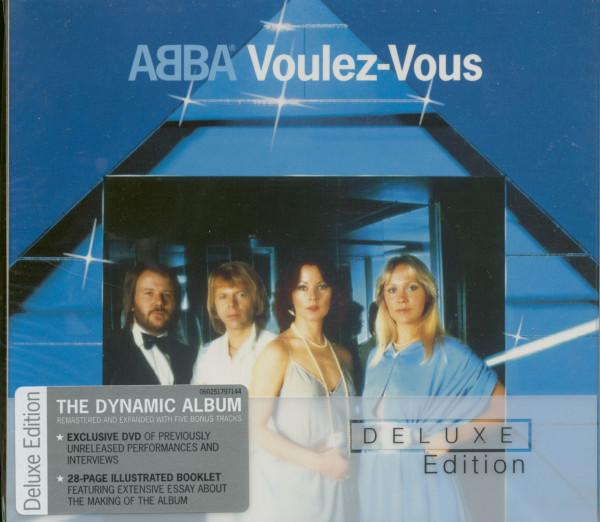 Voulez Vous (Deluxe Edition) CD & DVD