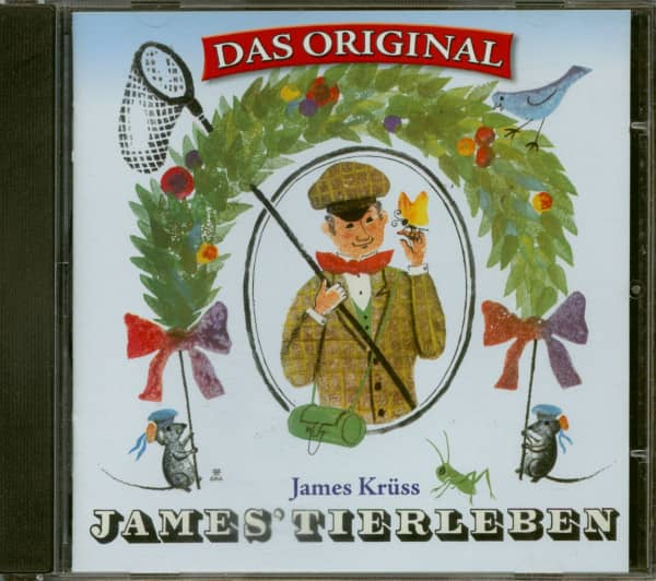 James' Tierleben - Das Original (CD)