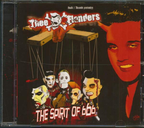 The Spirit Of 666 (CD)