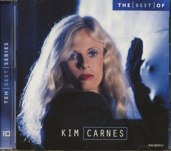 The Best Of Kim Carnes (CD)