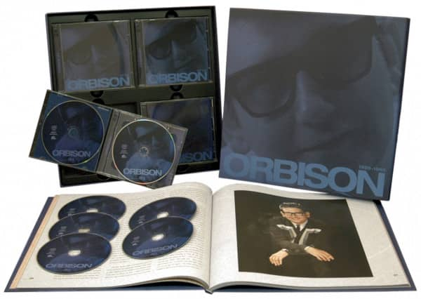 Orbison 1955-1965 (7-CD Deluxe Box Set)