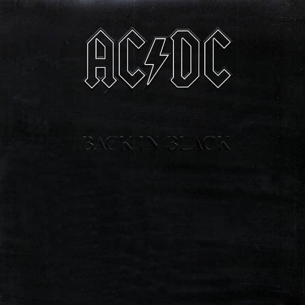 Back In Black (1980) 180g Vinyl
