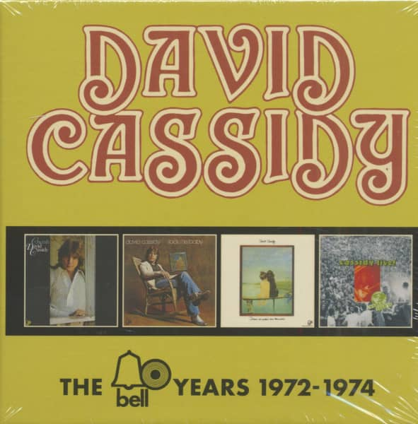 The Bell Years 1972-1974 (4-CD)