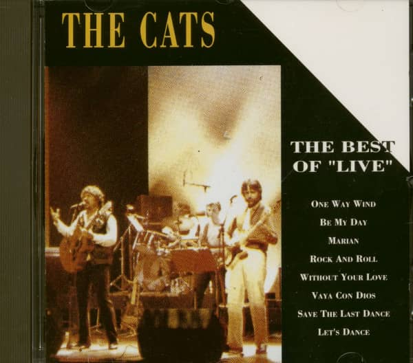 "The Best Of ""Live"" (CD)"