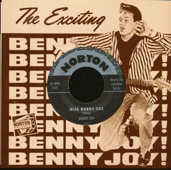Miss Bobby Sox - Steady With Betty (7inch, 45rpm)