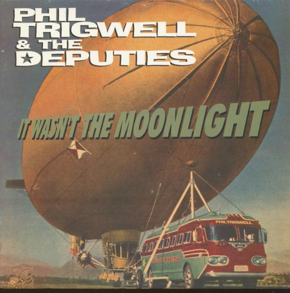 It Wasn't The Moonlight (LP)