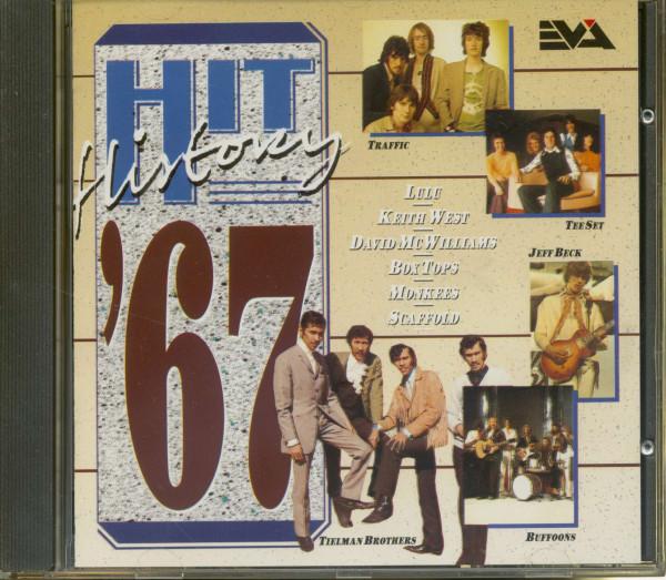 Hit History - 1967 (CD)