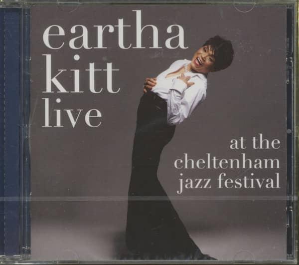 Live At The Cheltenham Jazz Festival (CD)
