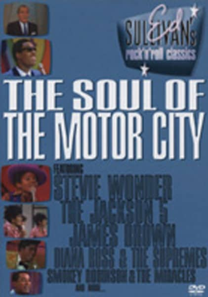 The Soul Of The Motor City (DVD)