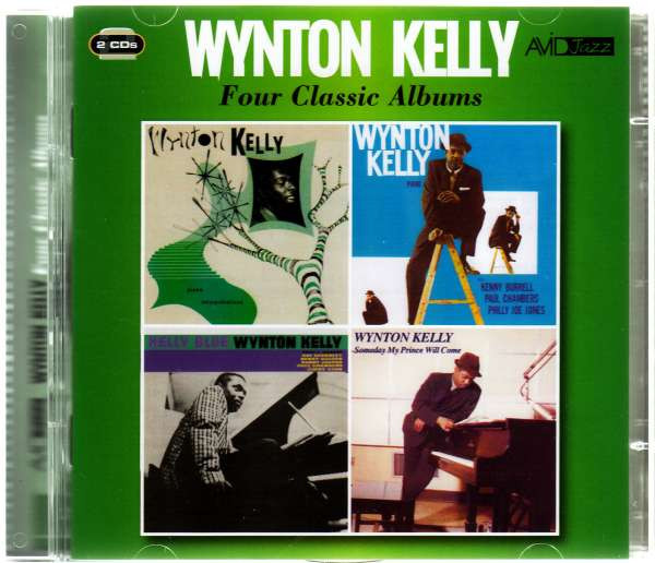 Four Classic Albums (Piano Interpretations & Piano & Kelly Blue & Someday My Prince Will Come) (2CD)