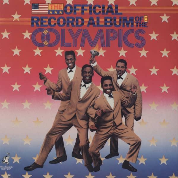 The Official Record Album - Vinyl LP (Cut-Out)
