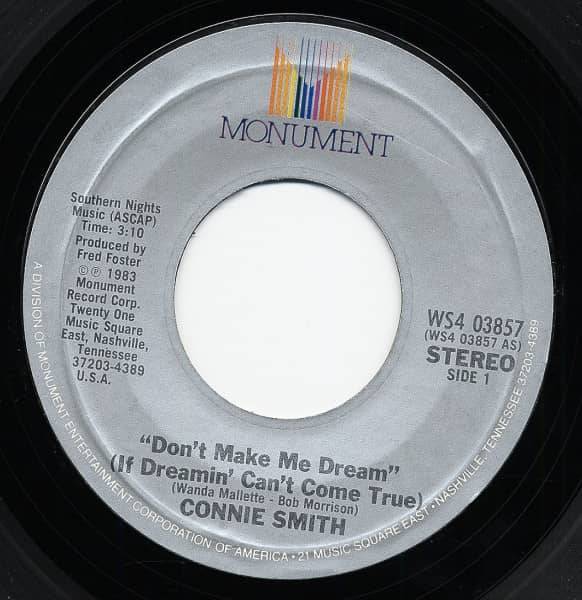 Don't Make Me Dream - Rough At The Edges 7inch, 45rpm