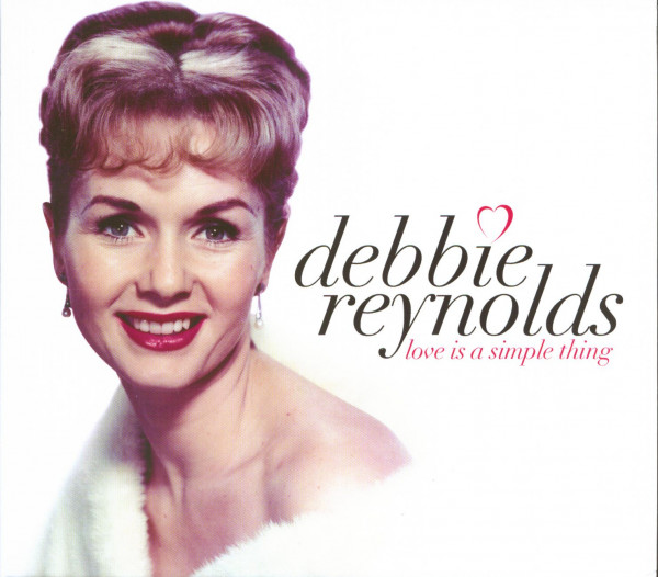 Love Is A Simple Thing (CD)