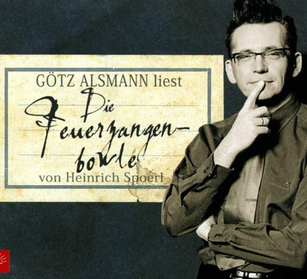 Die Feuerzangenbowle (Heinrich Spoerl) 4-CD